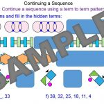 Term to Term Sequences