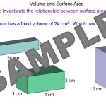 Total Surface Area and Volume Investigation