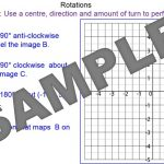 Rotations on a Grid