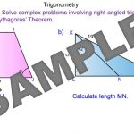 Trigonometry - Problems with Right-Angled Triangles