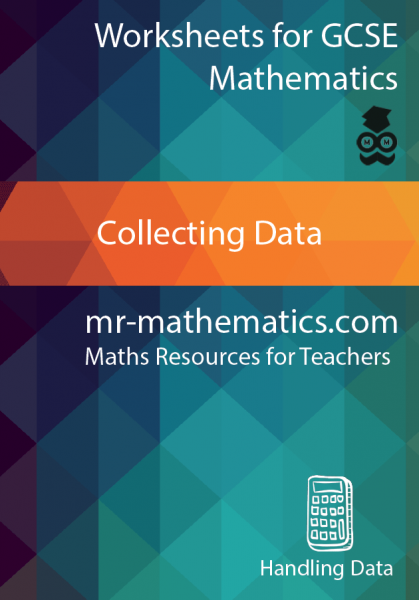 Collecting Data eBook