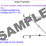 Problems with Angles in Parallel Lines