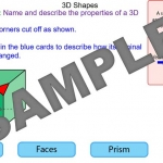 3D Shapes and Prisms