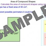 Area of Composite Shapes