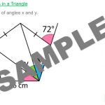 Introducing Angles in a Quadrilateral