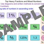 Introducing Mixed Numbers