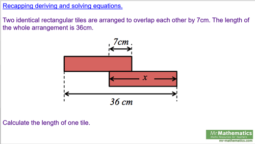 simultaneous equations through elimination