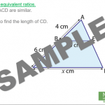 Ratio and Equivalent Proportions