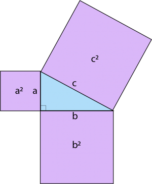 Pythagoras' Theorem and Right-Angled Triangles
