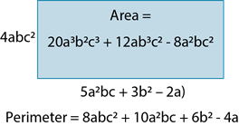 factorising algebraic expressions with powers
