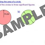 Area of Circles Problems