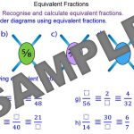 Equivalent Fractions Lesson