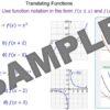 Translating Functions