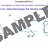 Geometrical Proof