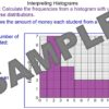 Interpreting Histograms