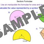 Manipulating Sectors Formulae