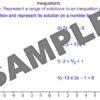 Solving Inequations