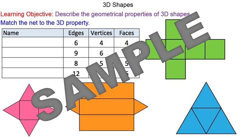 Properties of 3D Shapes - Mr-Mathematics com