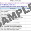 Writing Formulae