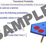 Writing Probabilities
