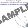 Tangents Circle Theorems