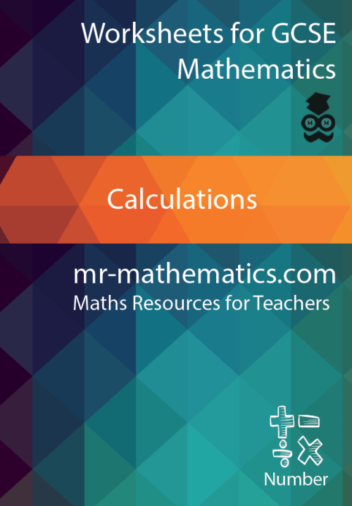 Calculations eBook
