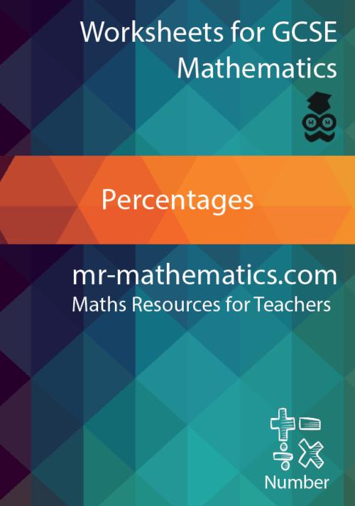 Percentages eBook