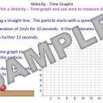 Speed Vs Time Graphs4