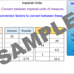 Converting Between Imperial Units
