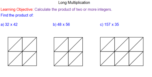Long Multiplication