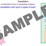 Tessellation with Shapes