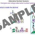 Alternative Number Systems