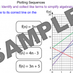 Plotting Sequences on a Grid
