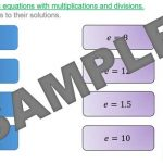 Solving Equations with Brackets