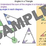 Introducing Angles in a Triangle