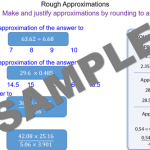 Making Approximations using Rounding