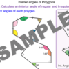 Interior Angles of Polygons