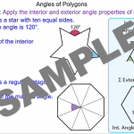Problem Solving with Angles of Polygons