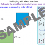 Multiplying Mixed Numbers and Top-Heavy Fractions