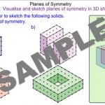 Planes of Symmetry