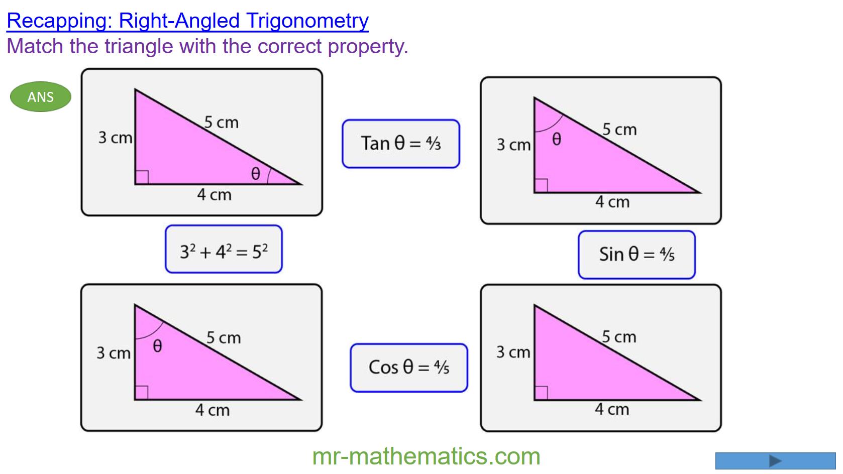 Solving 3D Problems using Trigonometry - Mr-Mathematics com