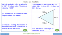 Revising the Cosine Rule