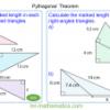 Revising Pythagoras' Theorem