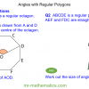 Revising Angles in Polygons