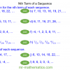 Revising Nth Term of Arithmetic Sequences