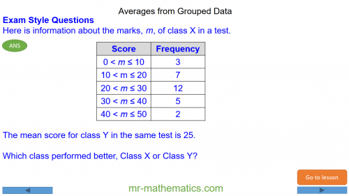 Revising Estimating the Mean from Grouped Data