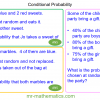 Revising Conditional Probability