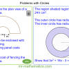 Revising Problems with Circles