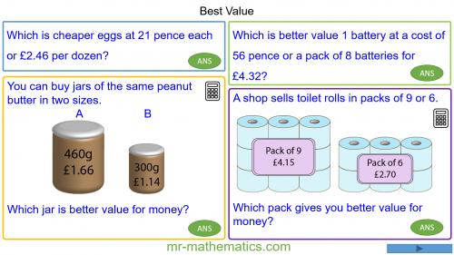 Revising Best Value