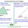 Revising Constructing Triangles and Circles